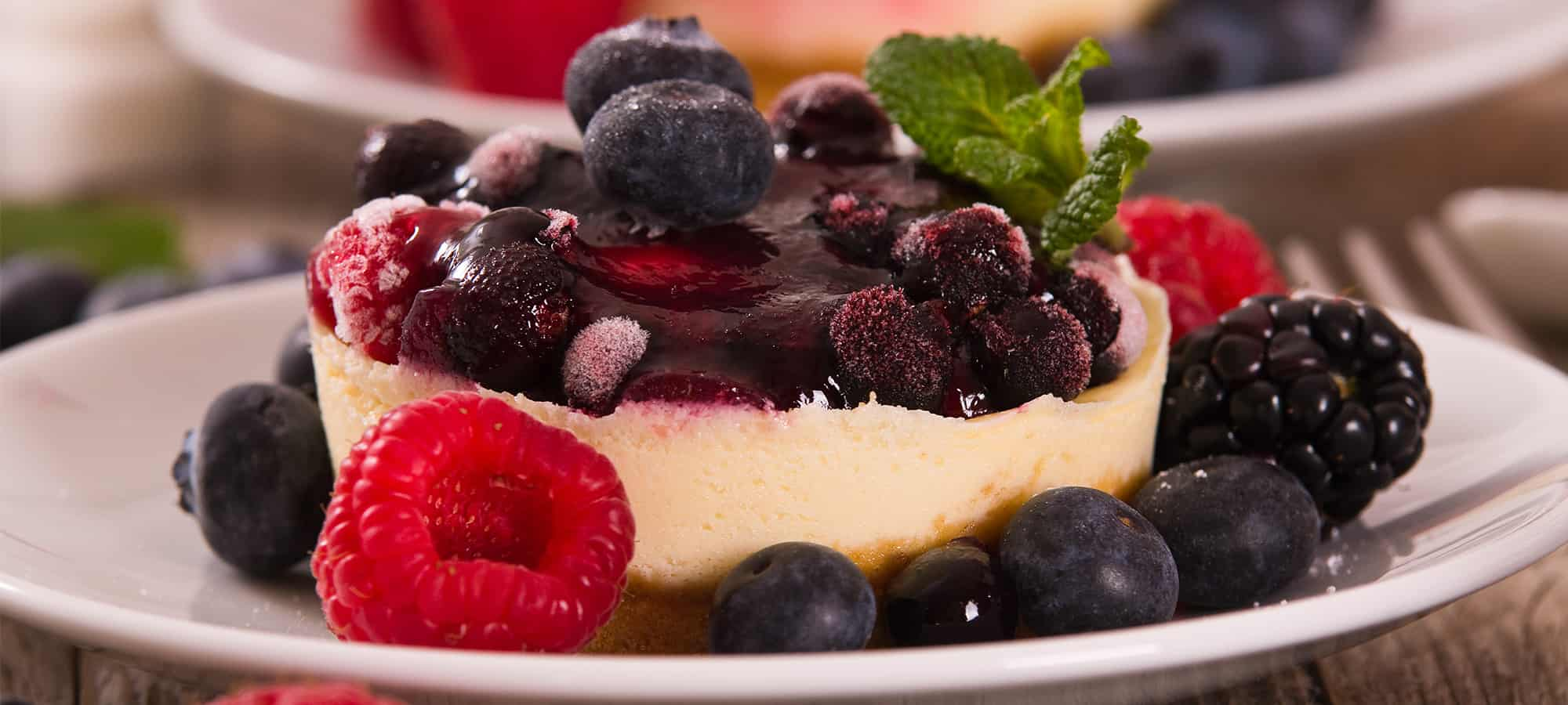 Easy and Delicious Mixed Berry Cheesecake Recipe