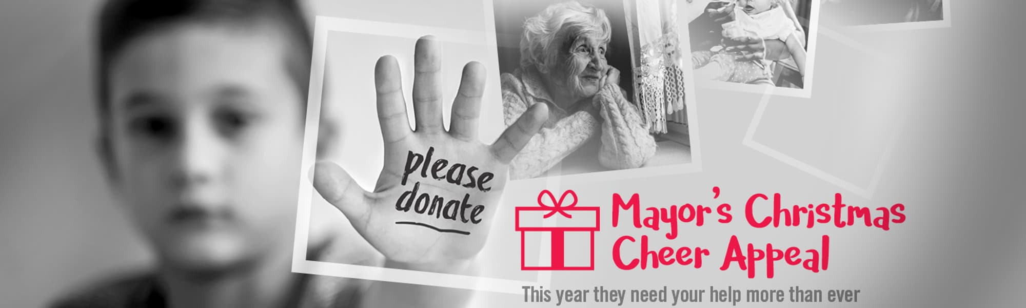 Fundraising Boosted for Mayor's Christmas Cheer Appeal