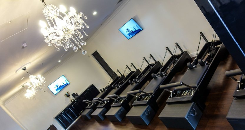 Take Your Own Power Back at Studio Pilates