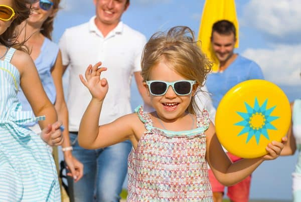 Family fun day at the beach for Check It Out in Cairns this January