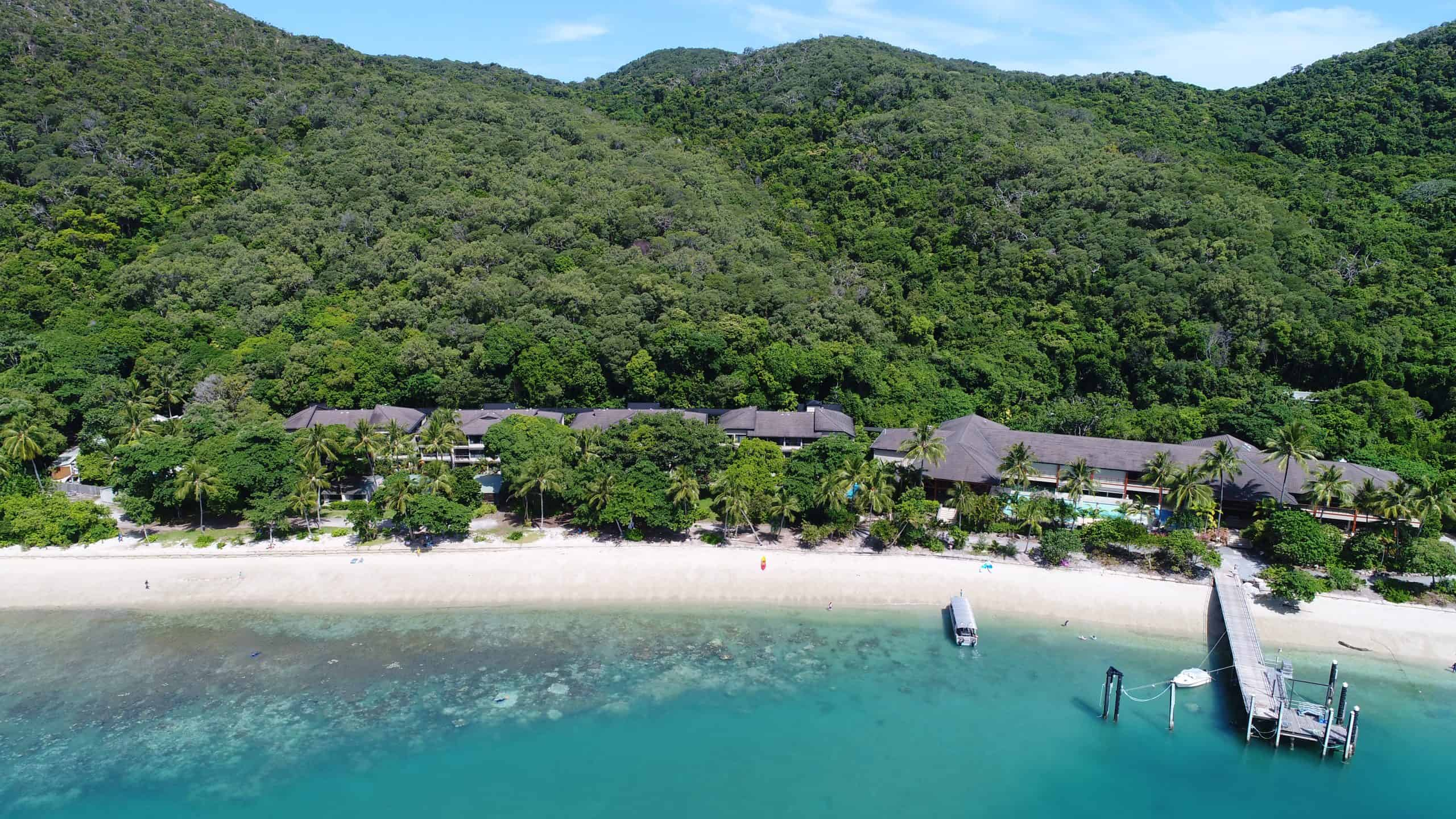 A weekend away at Fitzroy Island