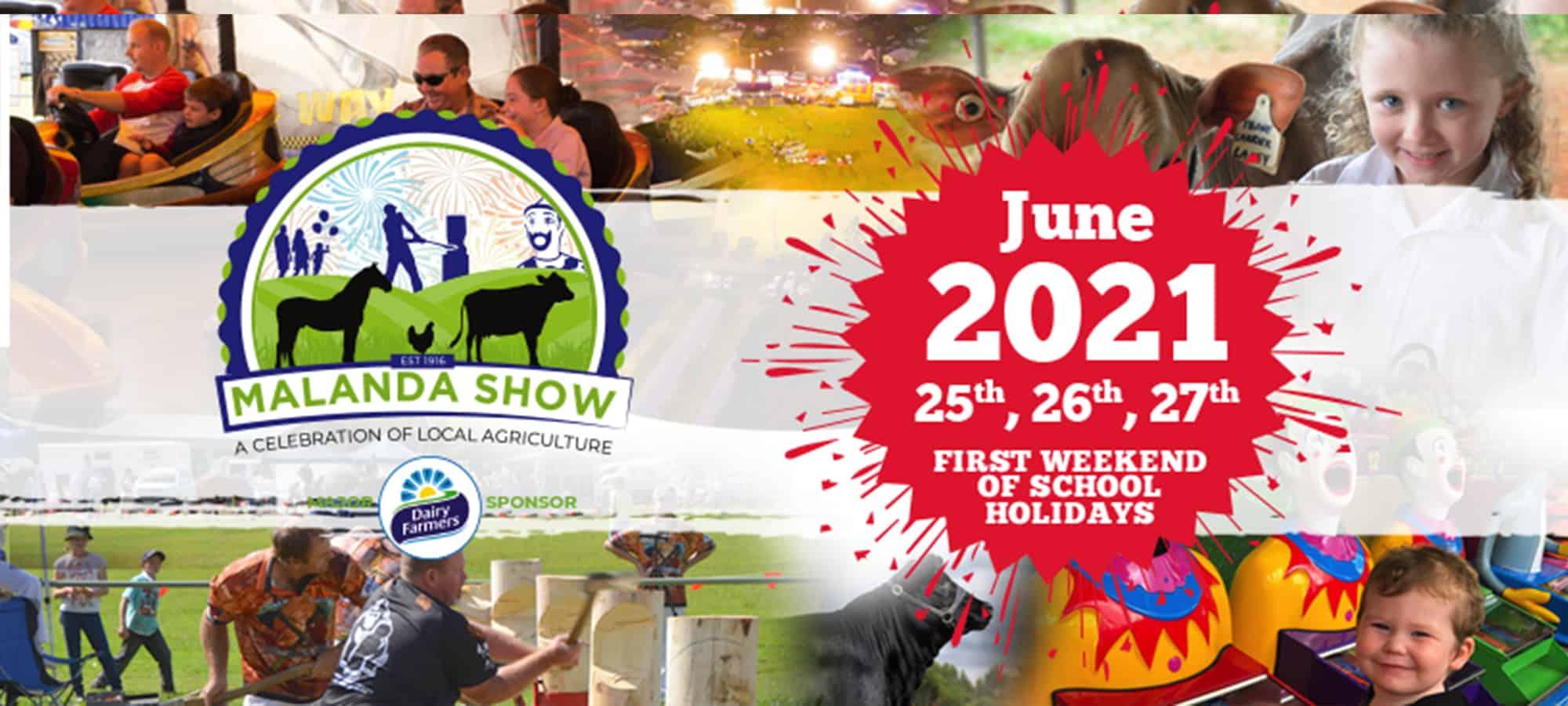 Dairy Farmers Malanda Show