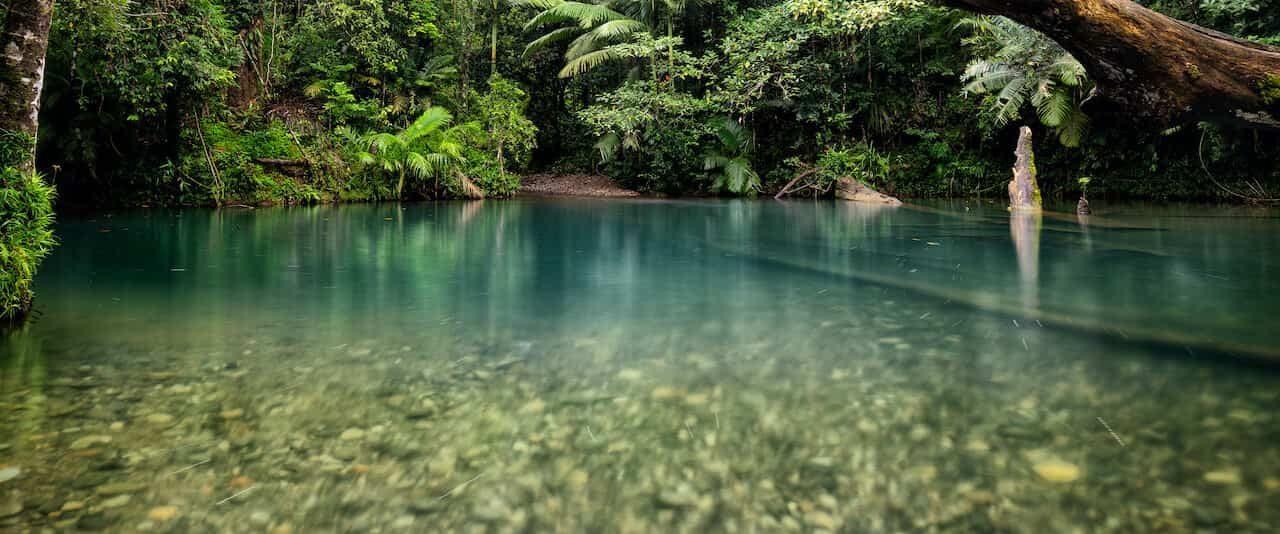 7 Secret Swimming Holes in the Far North