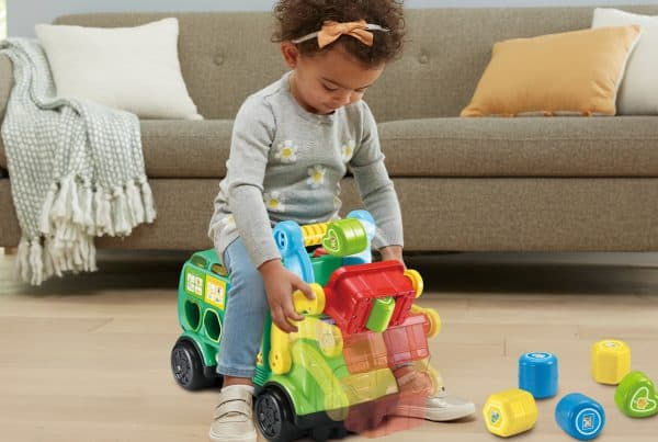 VTech and LeapFrog New Green Toys A Gift for Children and the Environment